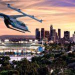 Вертолеты заменят электрическими аэротакси