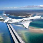 Dassault Aviation объявил о разработке нового бизнес-джета Falcon 6X