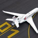 Dassault Aviation зафиксировала рост спроса на бизнес-джеты Falcon