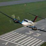 Годовые поставки Textron сократились из-за низкого спроса на King Air