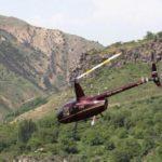 В Армении появился первый коммерческий вертолетный оператор