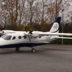 Второй прототип Tecnam P2012 выполнил первый полет